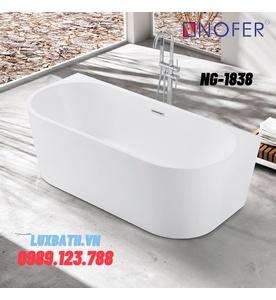 Bồn tắm Nofer NG-1838
