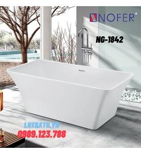 Bồn tắm Nofer NG-1842