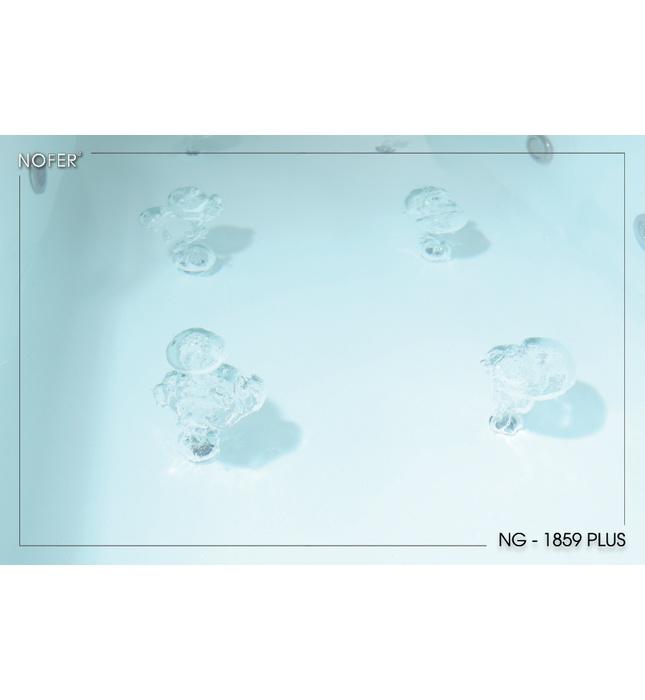 Bồn tắm Nofer NG-1859 PLUS