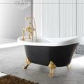 Bồn tắm Nofer NG-1718P