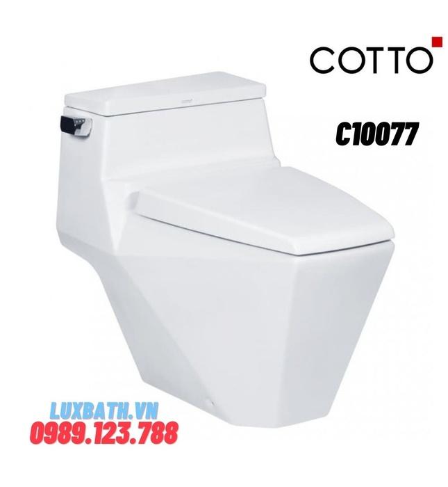 Bàn Cầu 1 Khối COTTO C10077