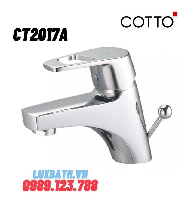 Vòi rửa mặt lavabo COTTO CT2017A
