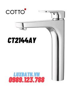 Vòi rửa mặt lavabo COTTO CT2144AY