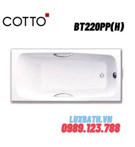 Bồn tắm COTTO BT220PP(H)