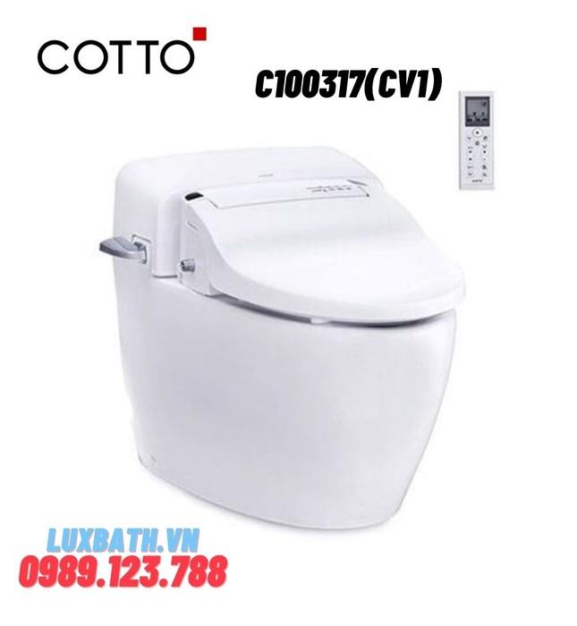 Bàn cầu thông minh COTTO C100317(CV1)