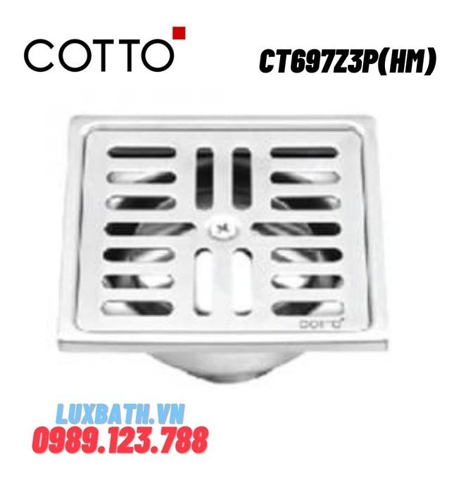 Ga thoát sàn COTTO CT697Z3P(HM)