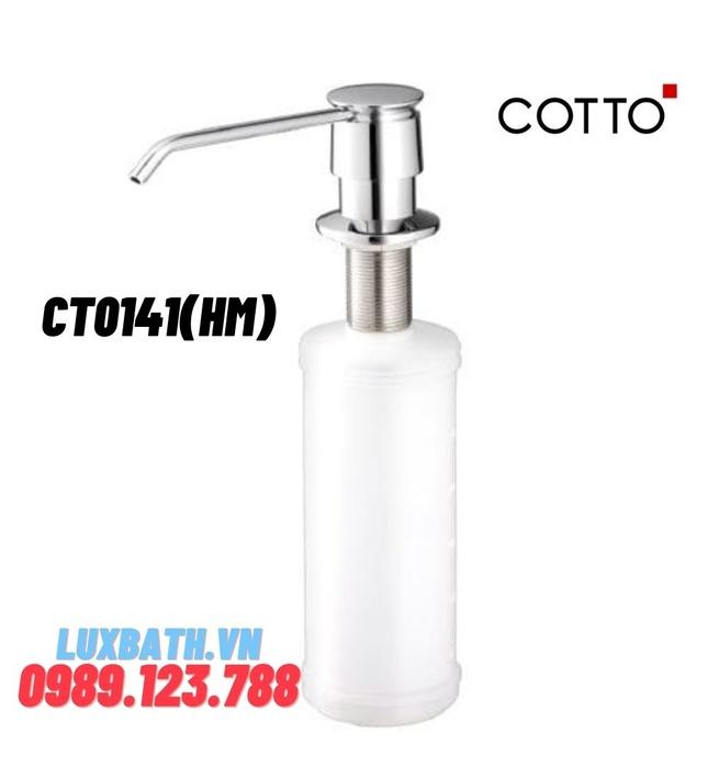 Hộp đựng xà phòng COTTO CT0141(HM)