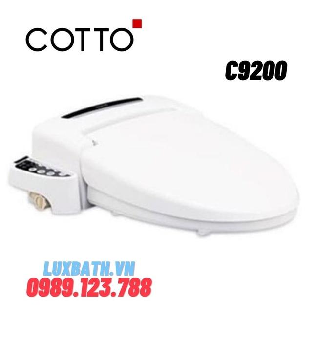 Nắp rửa điện tử COTTO C9200