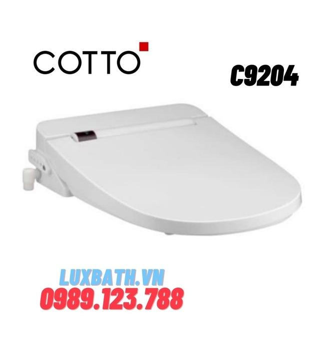 Nắp rửa điện tử COTTO C9204