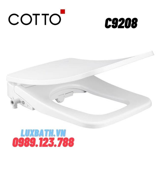 Nắp rửa điện tử COTTO C9208