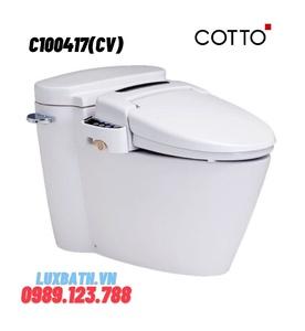 Bàn cầu thông minh COTTO C100417(CV)