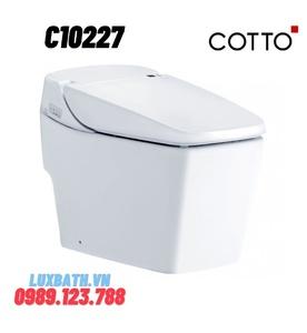 Bàn cầu thông minh COTTO C10227