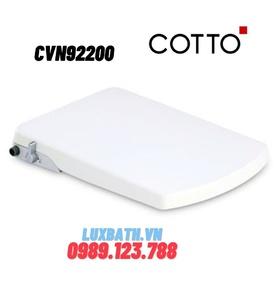 Nắp rửa cơ COTTO CVN92200