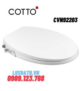 Nắp rửa cơ COTTO CVN92203