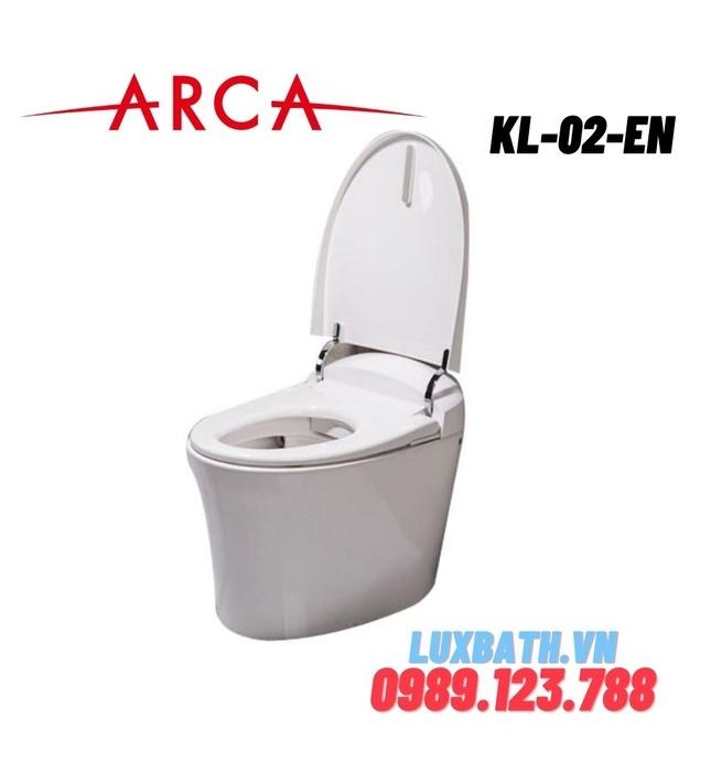 Bàn cầu thông minh Arca KL-02-EN