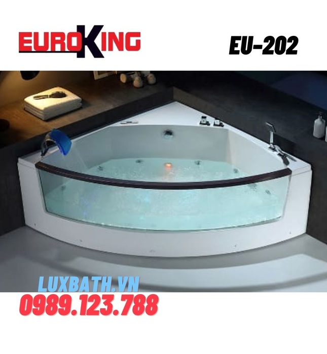 Bồn tắm MASSAGE Euroking EU–202