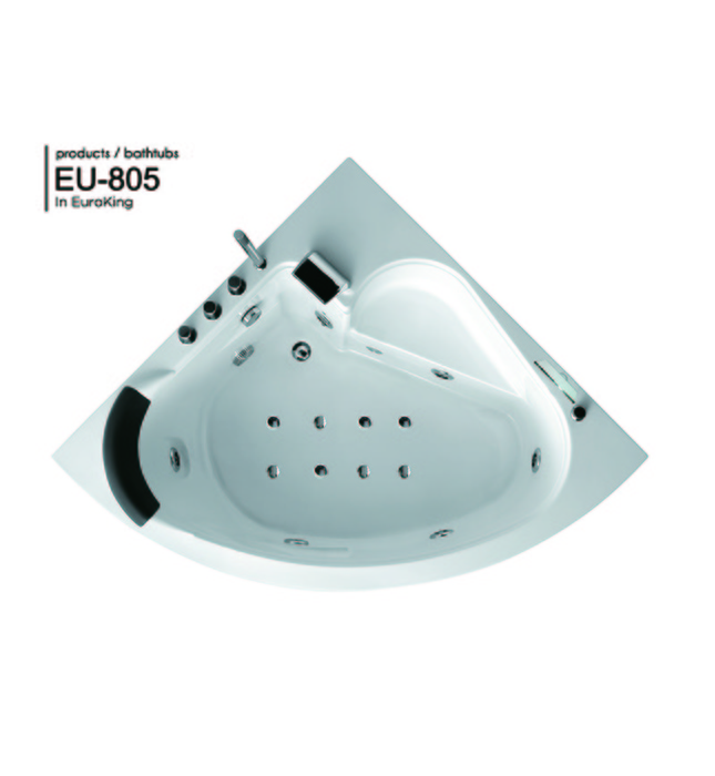 Bồn tắm MASSAGE Euroking EU–805