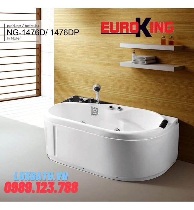 Bồn tắm MASSAGE Euroking EU–1476D