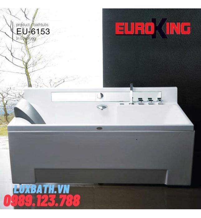 Bồn tắm MASSAGE Euroking EU–6153