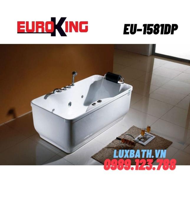 Bồn tắm MASSAGE Euroking EU–1581DP