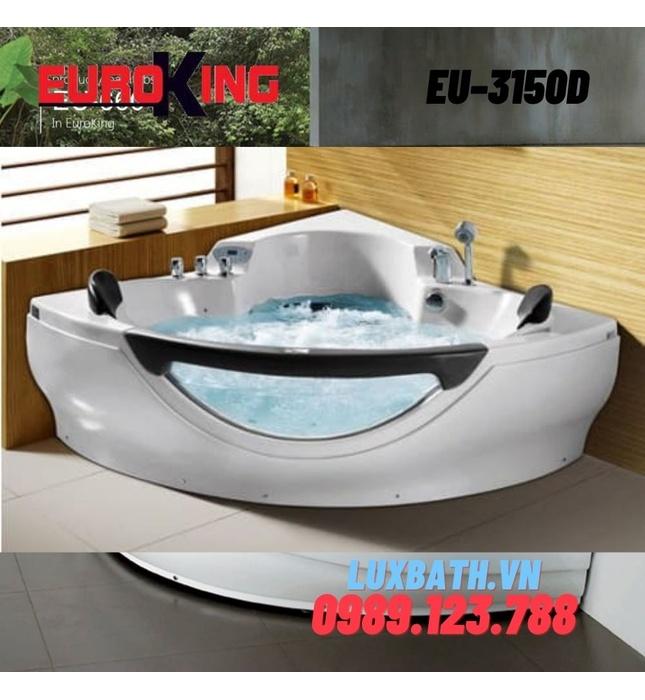 Bồn tắm MASSAGE Euroking EU–3150D