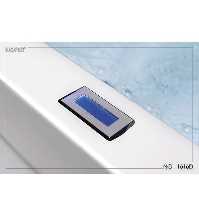 Bồn tắm MASSAGE NOFER NG–1616D