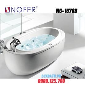 Bồn tắm MASSAGE NOFER NG–1678D