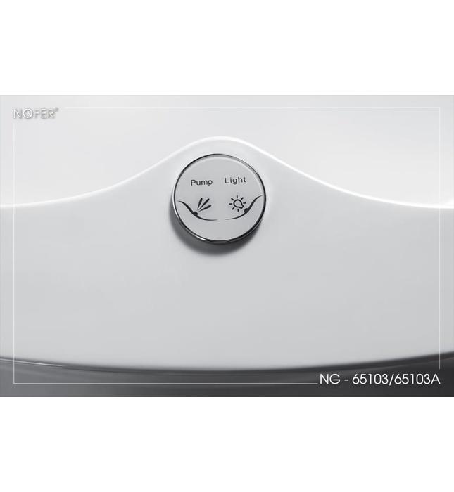 Bồn tắm MASSAGE NOFER NG–65103A
