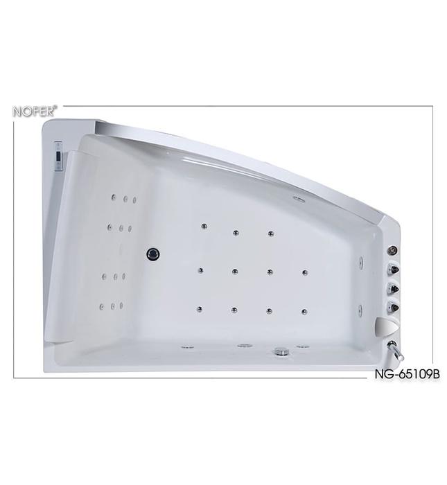 Bồn tắm MASSAGE NOFER NG–65109B