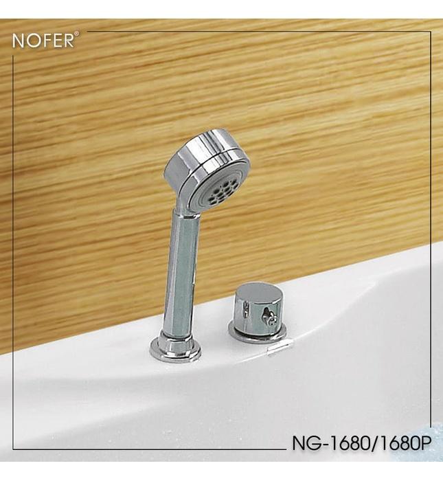 Bồn tắm MASSAGE NOFER NG–1680P