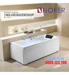 Bồn tắm MASSAGE NOFER NG–DE002P