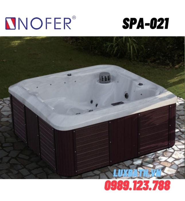 Bồn tắm MASSAGE NOFER SPA-021