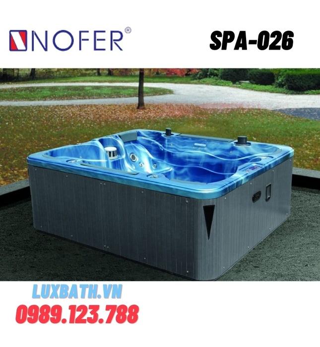 Bồn tắm MASSAGE NOFER SPA-026