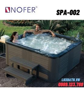 Bồn tắm MASSAGE NOFER SPA-002