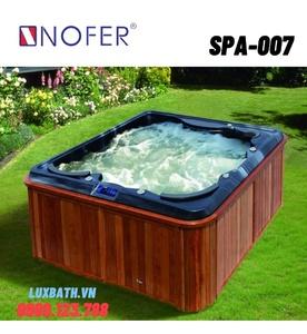 Bồn tắm MASSAGE NOFER SPA-007