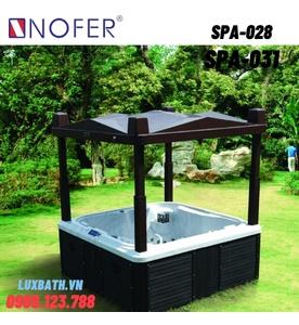 Bồn tắm MASSAGE NOFER SPA-028