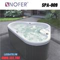 Bồn tắm MASSAGE NOFER SPA-009