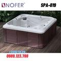 Bồn tắm MASSAGE NOFER SPA-019