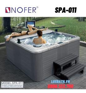 Bồn tắm MASSAGE NOFER SPA-011