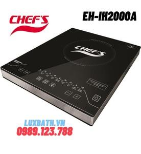 Bếp điện từ đơn Chefs EH-IH2000A