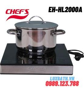 Bếp hồng ngoại Chefs EH-HL2000A