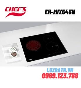 Bếp hồng ngoại kết hợp từ Chefs EH-MIX545N