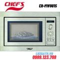 Lò Vi Sóng Chefs EH-MW801S
