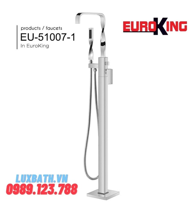 Sen tắm gắn bồn Euroking EU-51007-1