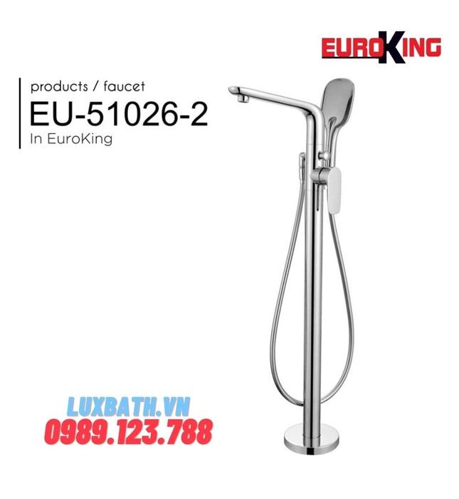 Sen tắm gắn bồn Euroking EU-51026-2