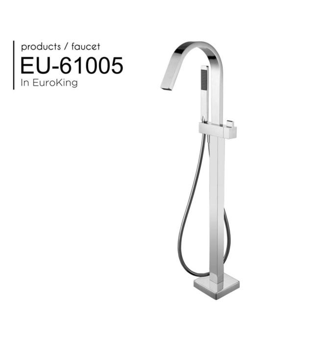 Sen tắm gắn bồn Euroking EU-61005