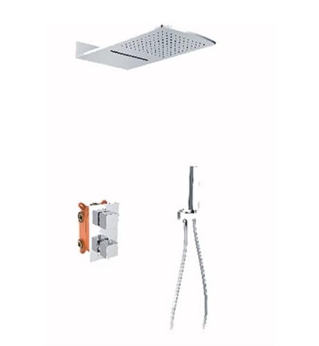 Sen tắm âm tường Nofer EU-1460700