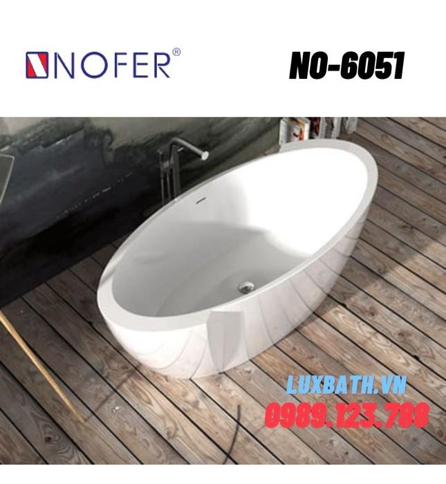Bồn tắm Nofer NO-6051