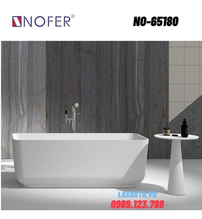 Bồn tắm Nofer NO-65180