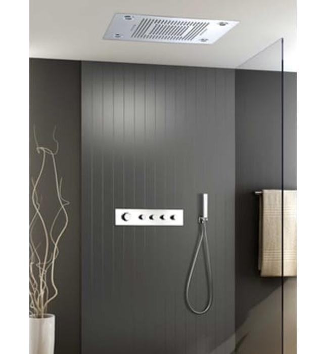 Sen tắm âm tường Nofer NO-1451200
